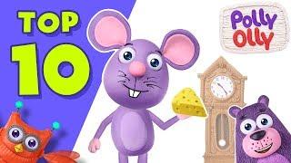Top 10 Most Popular Nursery Rhymes on YouTube