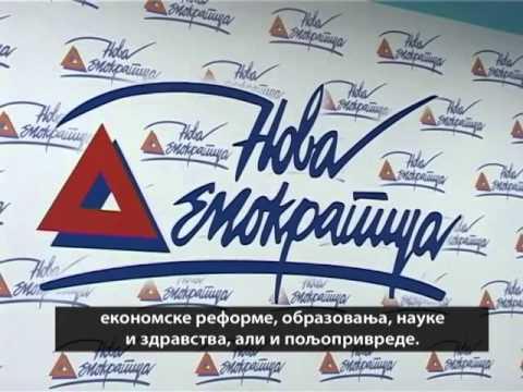 """Нова Демократија на,, ТВ Шабац """""""