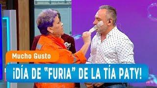 """El día de """"furia"""" de Patricia Maldonado - Mucho Gusto 2018"""