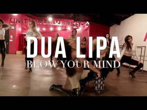 DUA LIPA | BLOW YOUR MIND | CHOREOGRAPHY- Michelle JERSEY Maniscalco