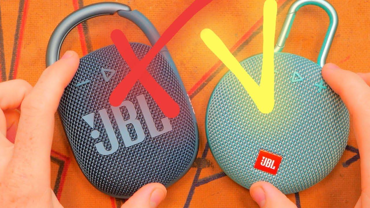Download НОВАЯ JBL Clip 4 VS JBL Clip 3