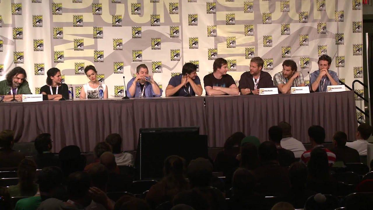 Download High School USA! Season 1 Comic-Con 2013: Animation Domination Panel