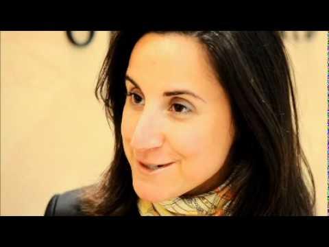 Deniz Omurgonulsen, VP Membership, Leading Hotels of the World @ Indaba 2011