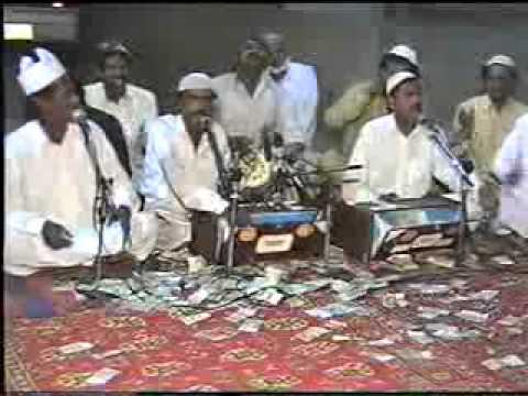 Hazri PP - Hun ki tasbih phar -Haideri-Bashir Ahmad Fedi qawwal.