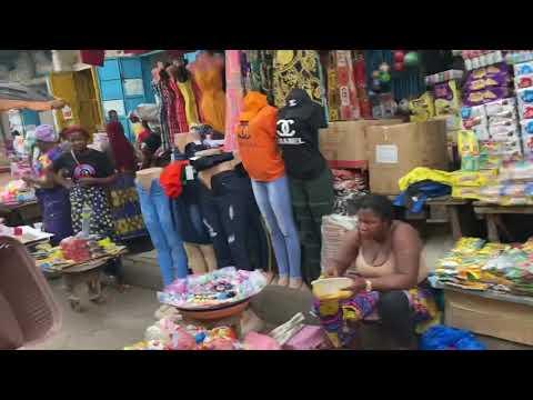 Eastern Police Market-Freetown