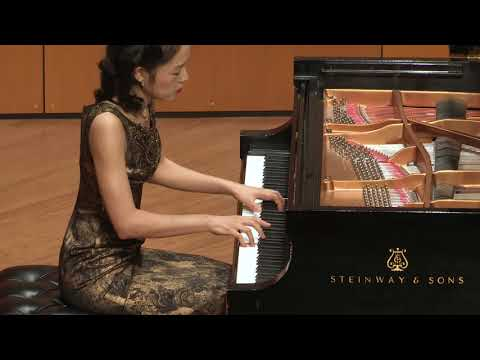 Lisa Yui plays Sonata in B Minor, S. 178, by Franz Liszt