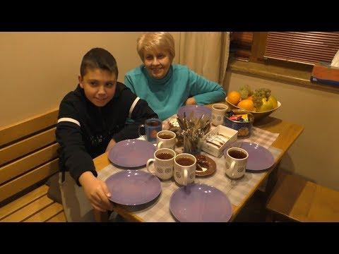 Ереван, Вокруг пл.Франции, в ресторане, в гостях, 17.11.19, Su, Video-2.