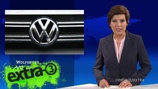 Extra 3 extra: VW-Skandal