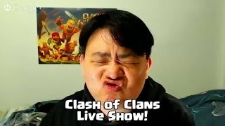 Sunday Live show 7pm Singapore time 6 July 2014 Clash of Clans