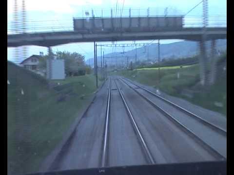 Zurich - Genève-Aéroport part. 2