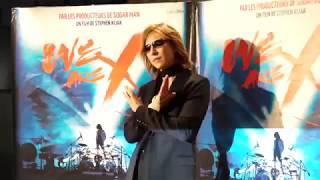 WE ARE X - Avant première à Paris - Actuellement au cinéma