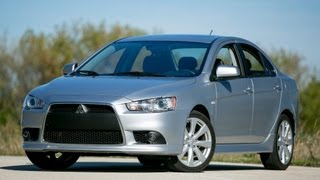 Mitsubishi Lancer GT 2013 Videos