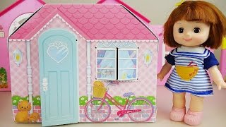 Video Baby Doll two story house paper toys download MP3, 3GP, MP4, WEBM, AVI, FLV Desember 2017