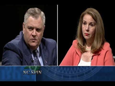 """After SPIN! Video - 6/4/17 - """"Will Democrats pick up NC Congressional seats in 2018?"""""""