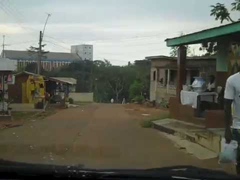 Journey to Hark Mount Sinai SHS, Akropong, Ghana