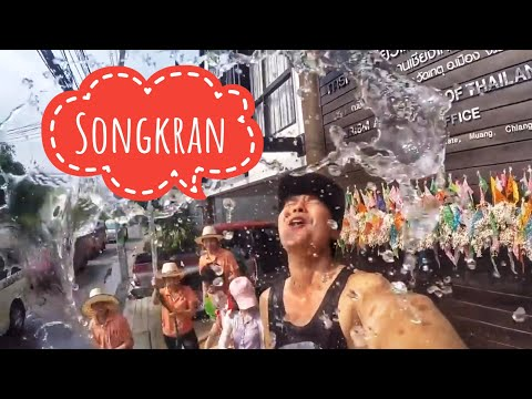 🇹🇭 SONGKRAN in THAILAND : WHAT YOU MUST KNOW!! Mp3