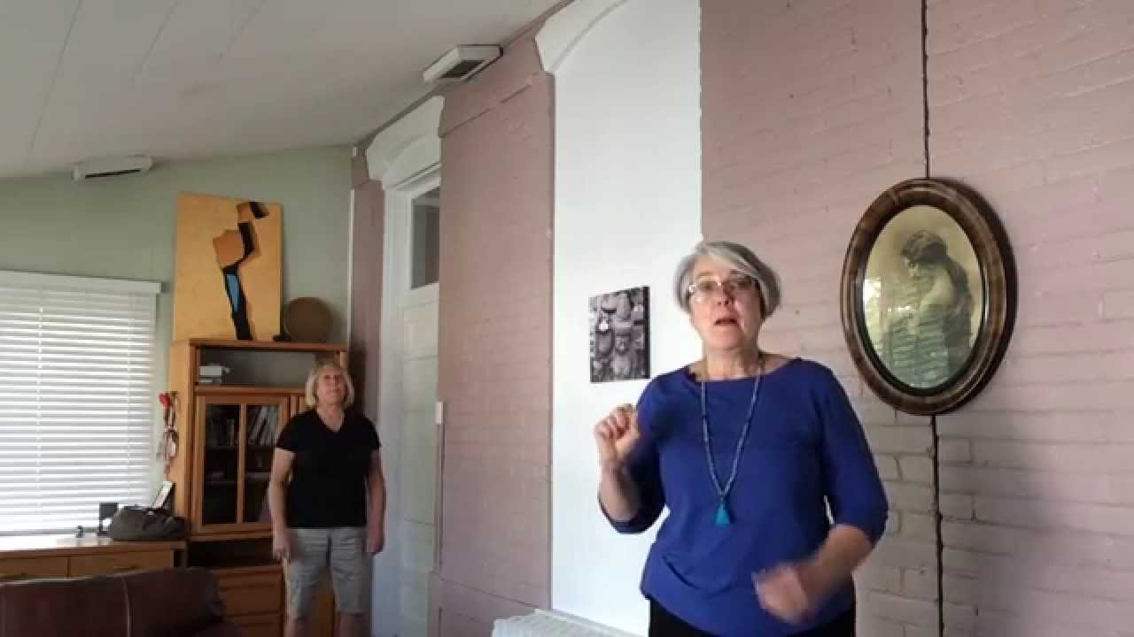 Creating boundary exercise | Inga Larson