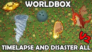Gambar cover WorldBox: Timelapse and All Disaster
