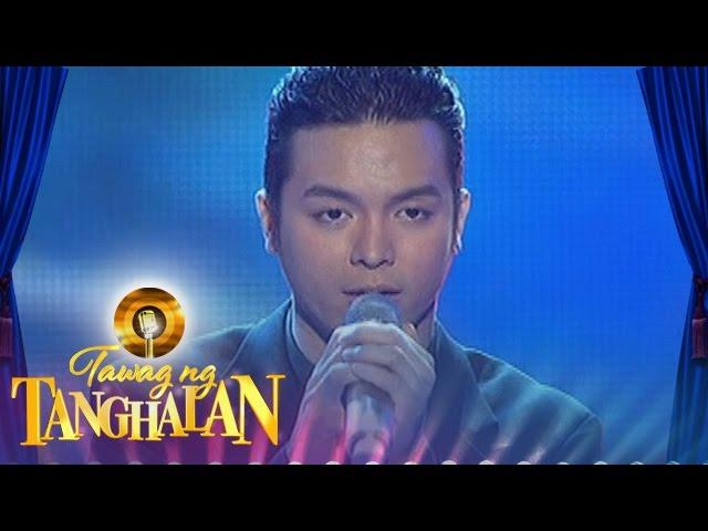 Tawag ng Tanghalan: Sam Mangubat | Fall For You (Ang Huling Tapatan)