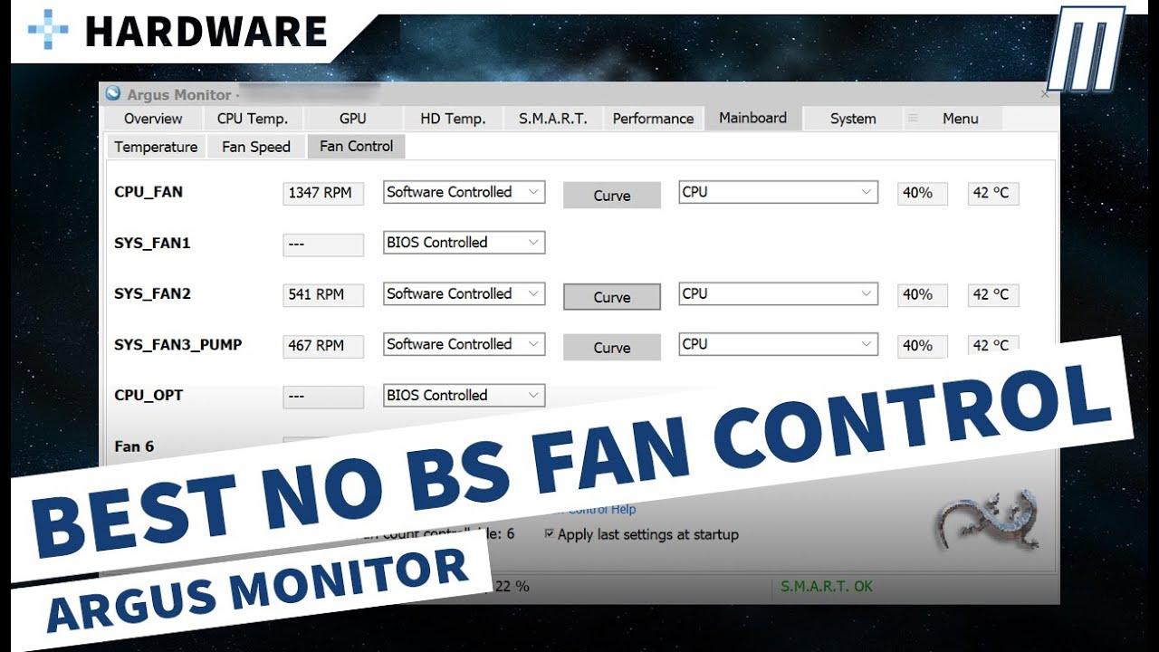 Best Fan Control Software You Ve Never Heard Of Youtube