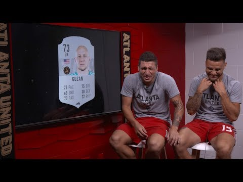 ATL UTD players guess their FIFA 19 Player Ratings