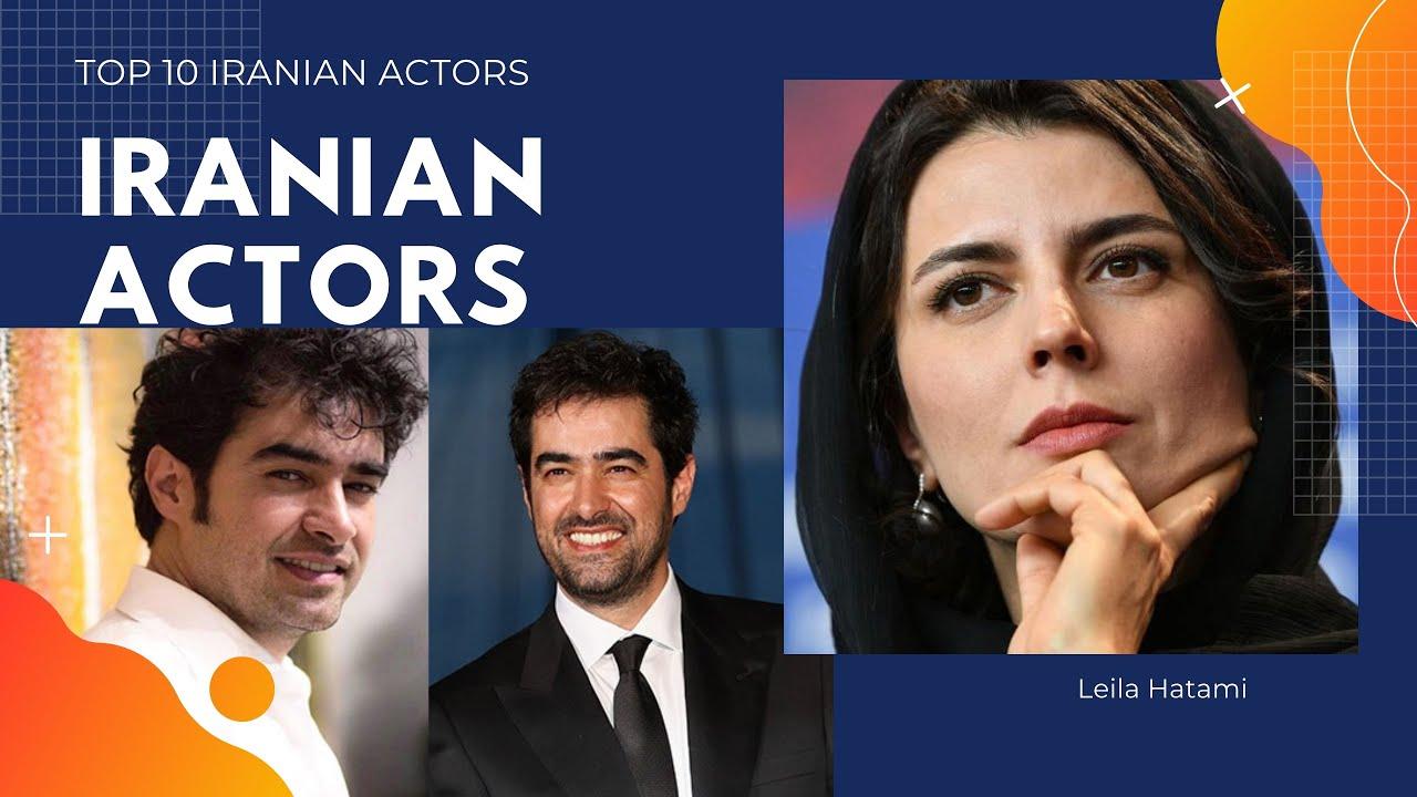 Download Top 10 Most Popular Iranian Actors & Actresses