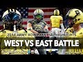 🔥 Army Bowl 2018 Official Sideline Mixtape: West Wins 17-16 in Epic Battle - @SportsRecruits