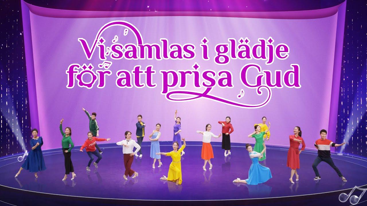 """""""Vi samlas i glädje för att prisa Gud"""" Kristen sång-Indisk dans"""