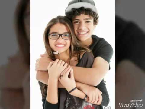 Pequena homenagem ao gabriel santana youtube for Muralha e sua namorada