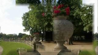 Jardín de Luxemburgo.Olga