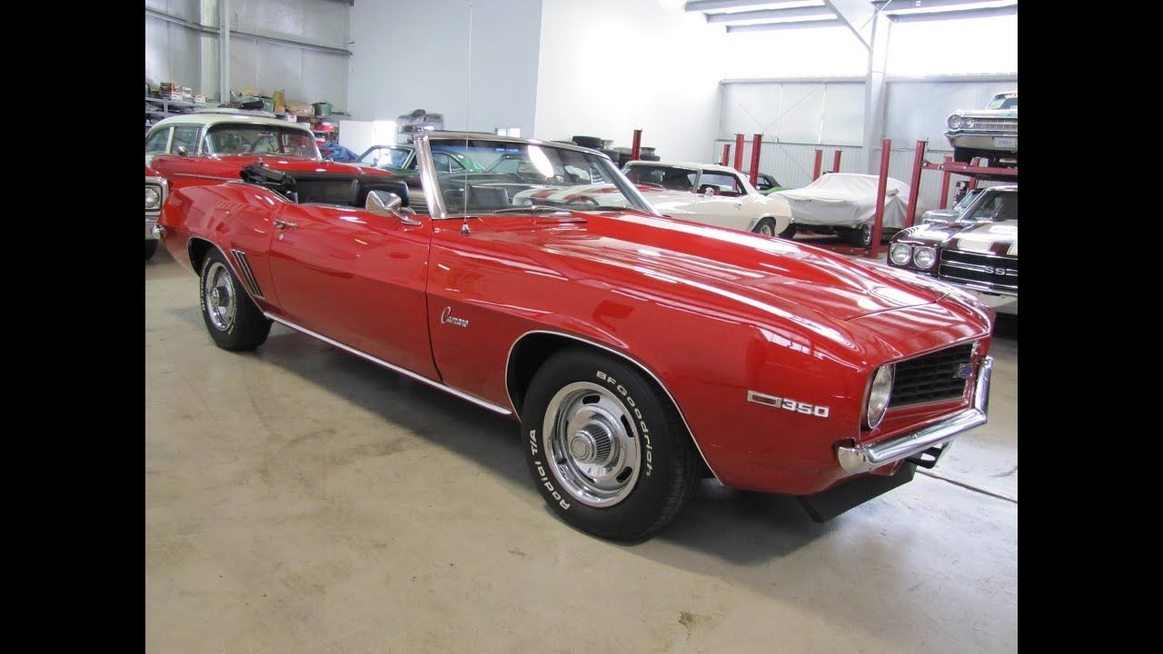red 1969 camaro convertible classic muscle car for sale 1969 camaro. Cars Review. Best American Auto & Cars Review