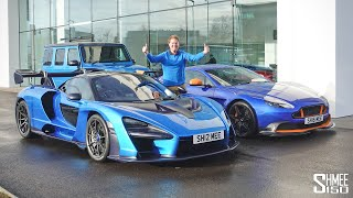 A Day in the Life Managing a Supercar Collection!