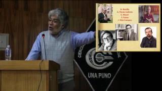 """Conferencia: """"LA HISTORIA COMO VIAJE. Un testimonio personal"""" del historiador José Luis Rénique."""
