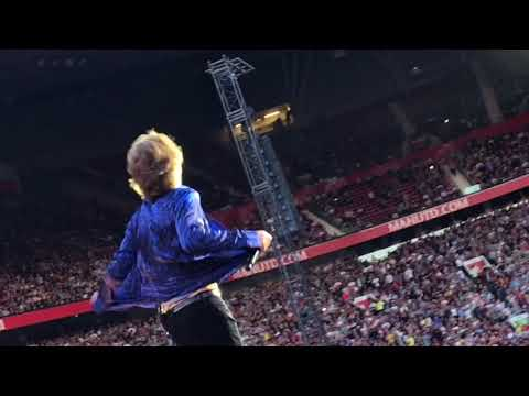Rolling Stones - Let's Spend The Night Together, Manchester 2018