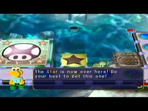 Mario Party 4 - Princess Daisy in Koopa's Seaside Soiree