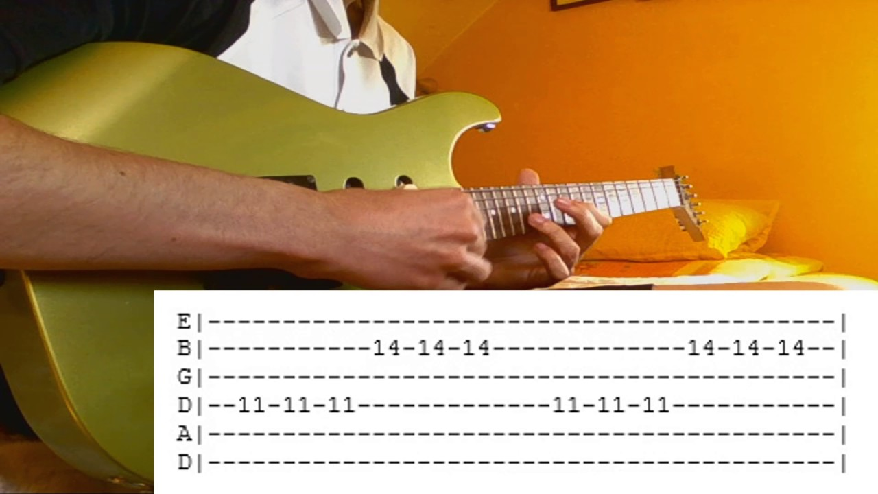 Moment of truth guitar tabs
