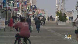 Ocean City, Maryland, Beach And Boardwalk To Reopen Saturday