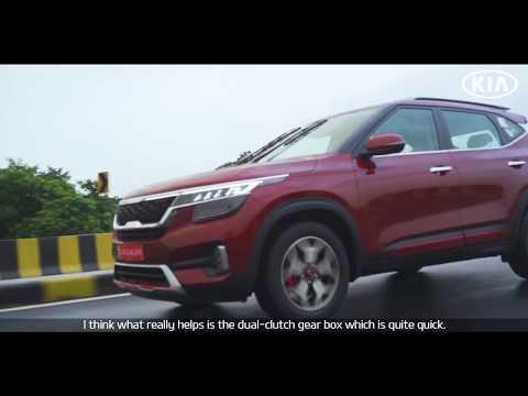 Advaith Kia - Kia Seltos   Auto Journos' Review