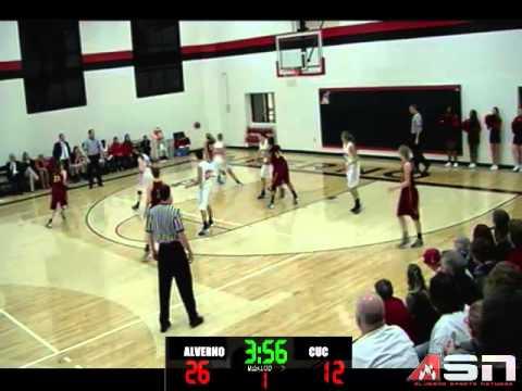 Alverno Basketball vs. Concordia Chicago (2014-01-21)