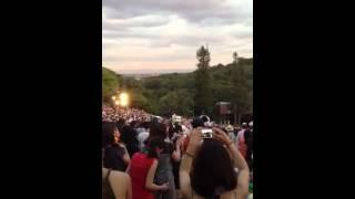 2012年8月25日に播磨中央公園にて行われたトータス松本ライブ映像.