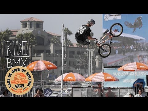 FINALS HIGHLIGHTS  - VANS BMX PRO CUP 2018 - US OPEN