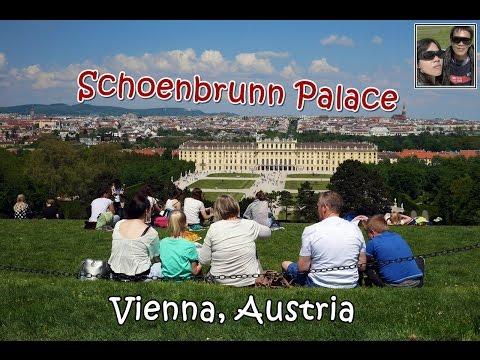 GoNoGuide SS1 EP111 - เชิงบรุนน์ - Vienna - Schoenbrunn Palace - เที่ยวเวียนนาด้วย Sisi ticket