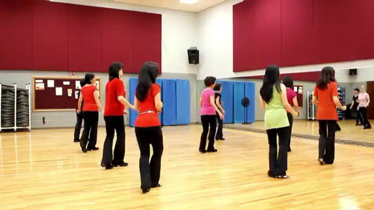 Part of me line dance dance teach in english