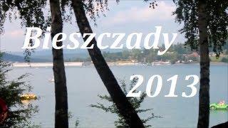 Rudziuttka zwiedza - Bieszczady 2013- Polańczyk i Solina