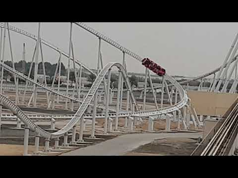 World's fastest Ride | ferrari world Dubai