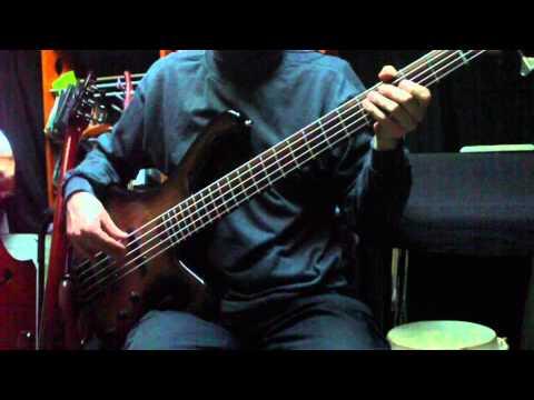 Blues na gitarze basowej lekcja 1