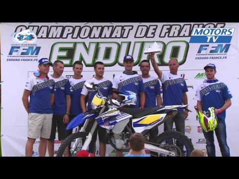 Enduro -  Sancey le grand 2013