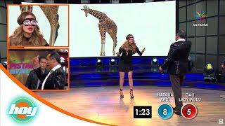 #LadyWuuu vs Raúl Araiza | Pista de Adivinaje | Hoy