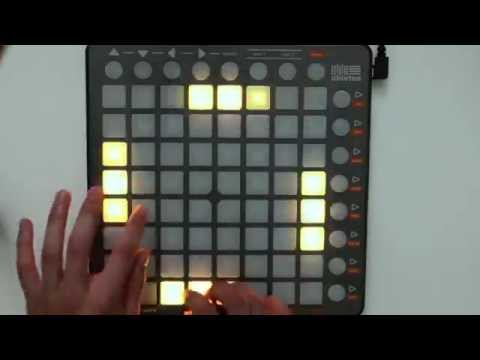 Skrillex Right In Launchpad Cover! (PROJECT FILE!!)