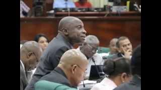 Budget Debate 2014 Part 1